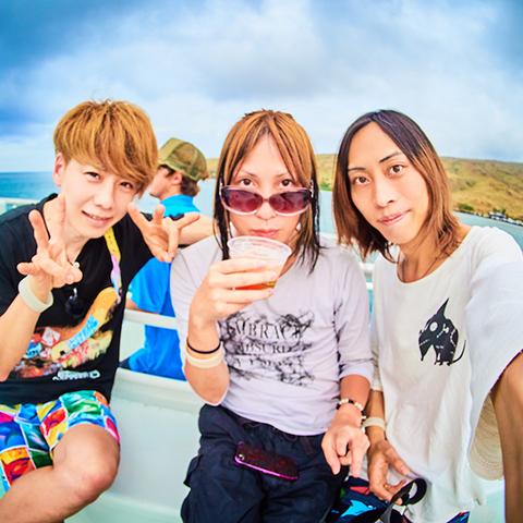 8/26(日)「MOONBOW CHASER'S MEETING〜魔法の島と夜の虹〜」当日券発売のお知らせ